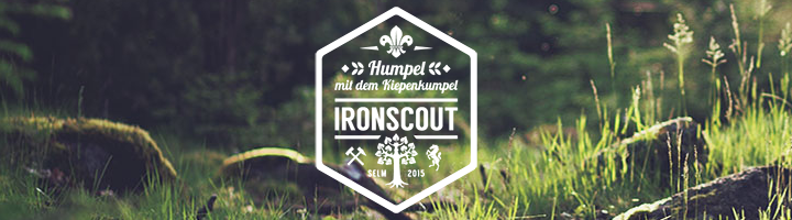 Teilnahme am IronScout 2015